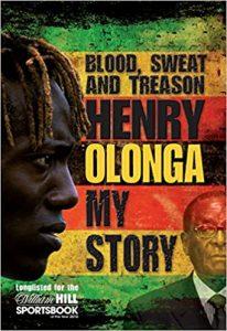 Henry Olonga Blood Sweat and Treason