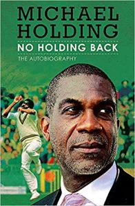 No Holding Back: The Autobiography