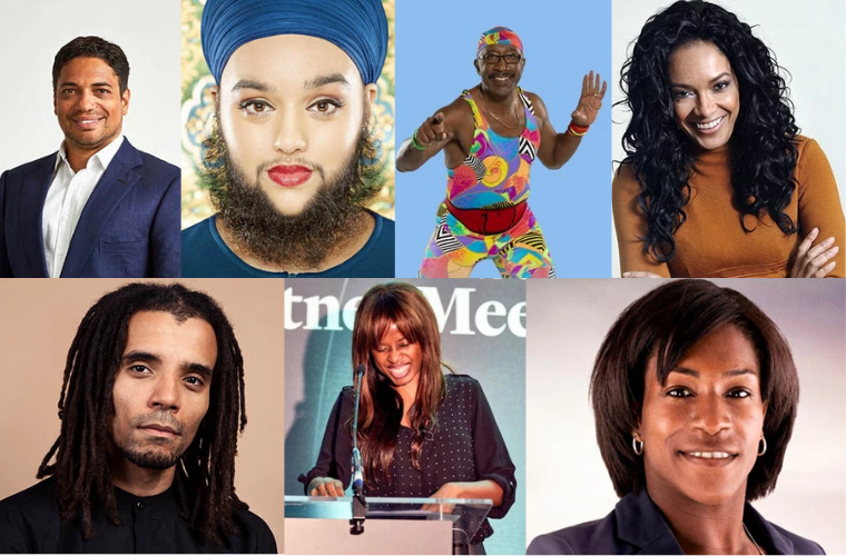 Top 10 BAME Speakers